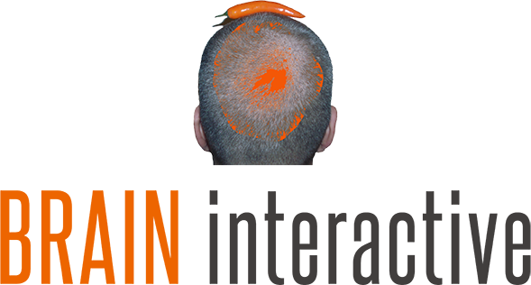 BRAIN Interative Logo